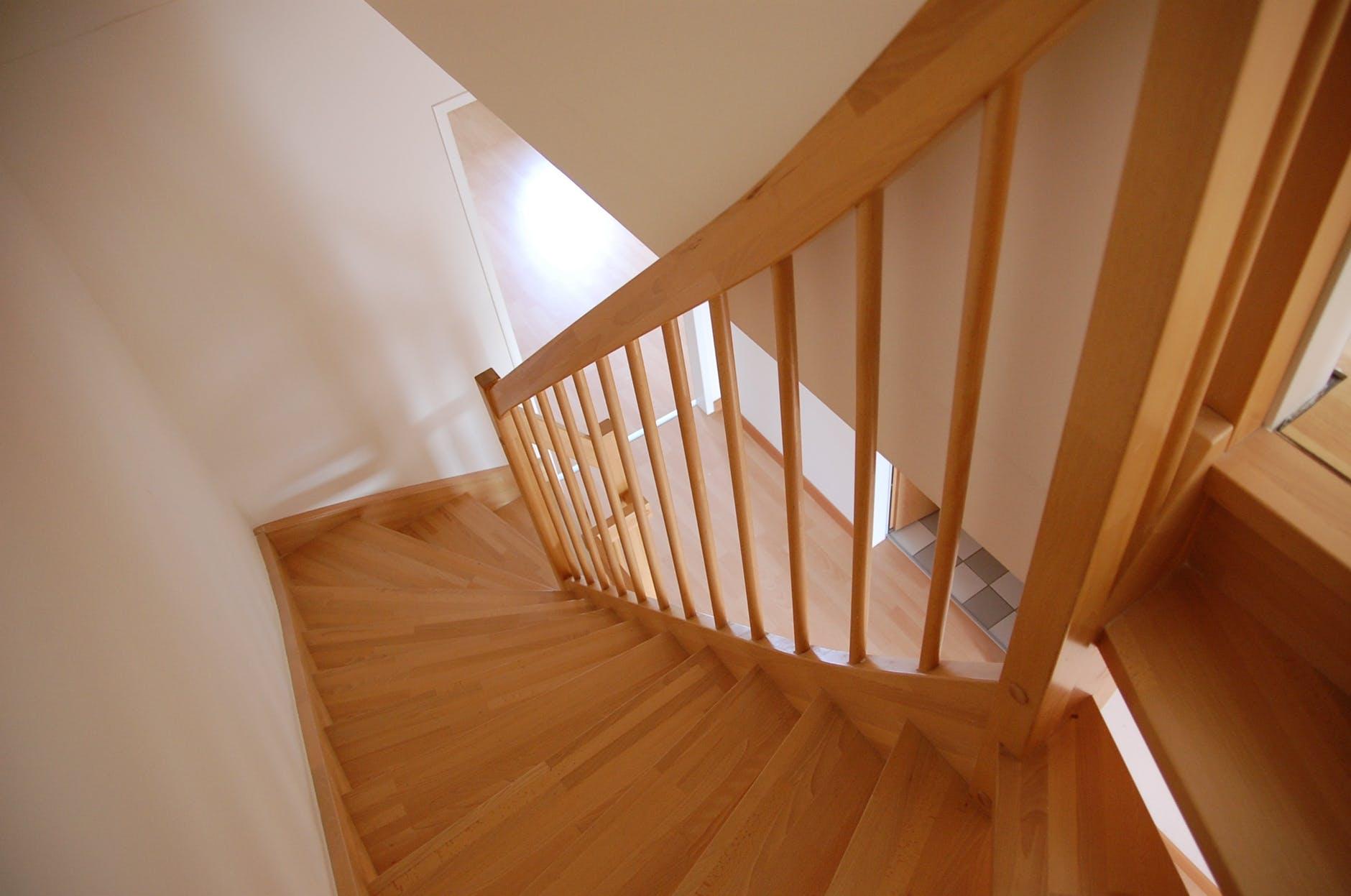 dřevěné schodiště4