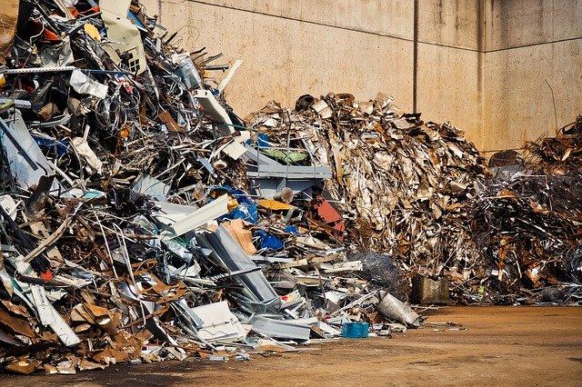 kovy na recyklaci