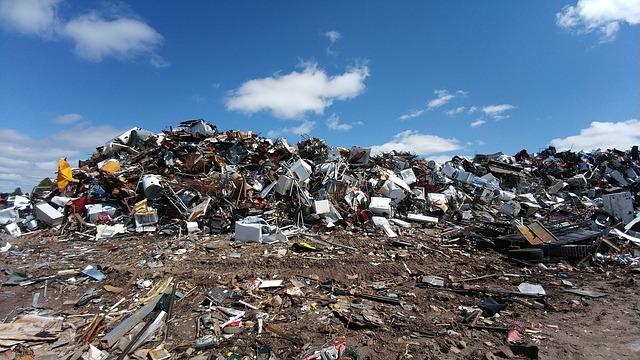 sběrný odpad