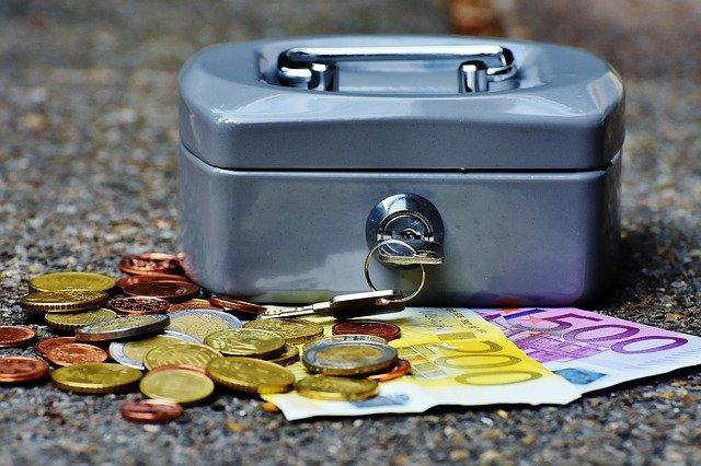 Na podnikání člověk potřebuje peníze