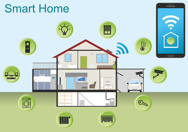 technologie domácnosti