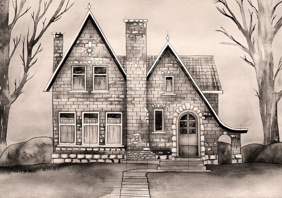 stará nemovitost